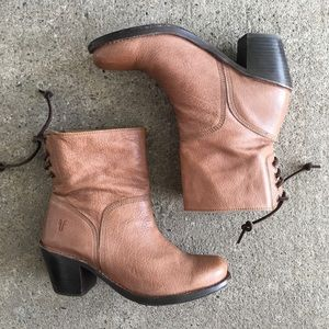 🆕 Listing!  Frye | 'Carmen' Back Lace Ankle Boot